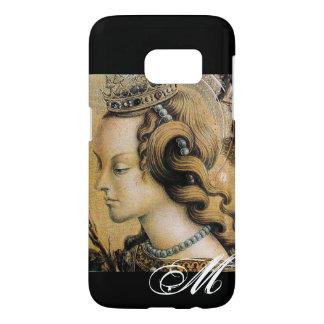 Saint Catherine of Alexandria Monogram Samsung Galaxy S7 Case