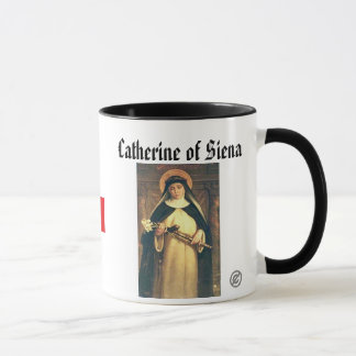 SAINT CATHERINE* of Siena Mug
