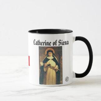 SAINT CATHERINE* of Siena Mug
