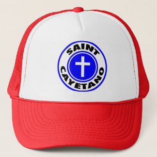 Saint Cayetano Trucker Hat