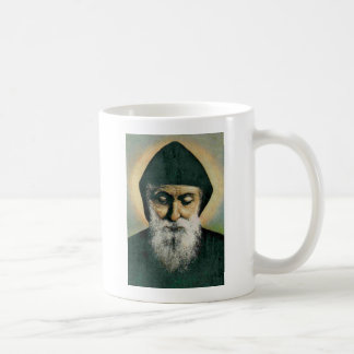 Saint Charbel Portrait Coffee Mug