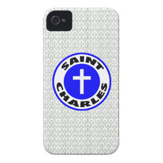 Saint Charles iPhone 4 Covers