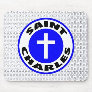 Saint Charles Mouse Pad