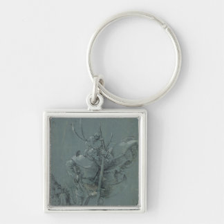 Saint Christopher, 1510 Keychain