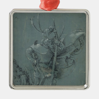 Saint Christopher, 1510 Metal Ornament
