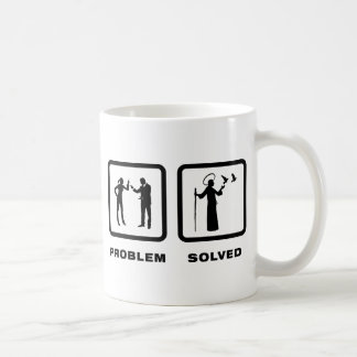 Saint Coffee Mug