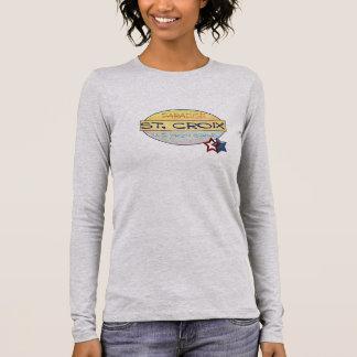Saint Croix T-shirt -- Women's