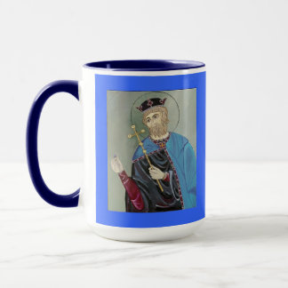 SAINT EDWARD The Confessor Mug