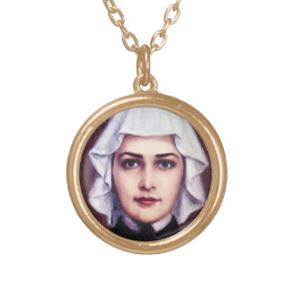 Saint Elizabeth Ann Seton Necklace