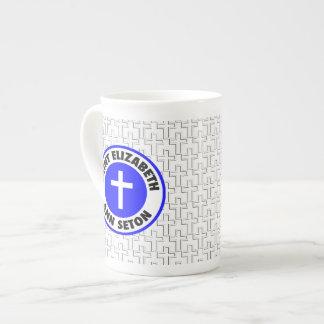 Saint Elizabeth Ann Seton Tea Cup