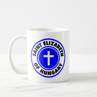 Saint Elizabeth of Hungary Coffee Mug