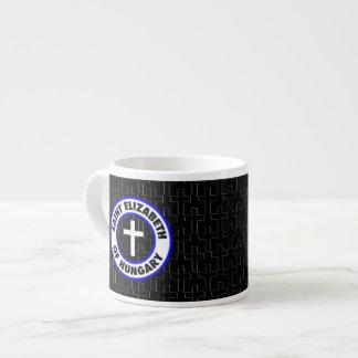 Saint Elizabeth of Hungary Espresso Cup