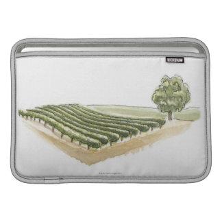 Saint-Emilion, France MacBook Sleeve
