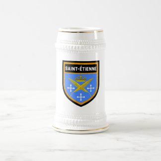 Saint-Étienne Flag Beer Stein