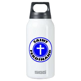 Saint Ferdinand Insulated Water Bottle