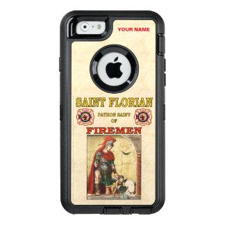 SAINT FLIORAN (Patron Saint of Firemen) OtterBox iPhone 6/6s Case