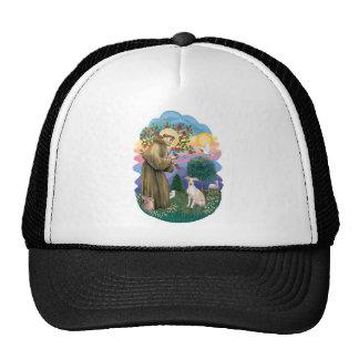 Saint Francis - Fawn Whippet Trucker Hat
