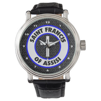 Saint Francis of Assisi Watch
