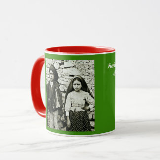 Saint Francisco Marto and Saint Jacinta Marto Mug