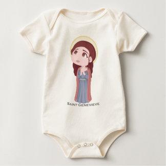 Saint Genevieve Baby Bodysuit