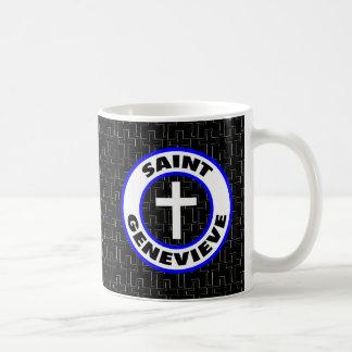 Saint Genevieve Coffee Mug
