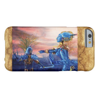 SAINT GEORGE AND ALIEN DRAGON BARELY THERE iPhone 6 CASE