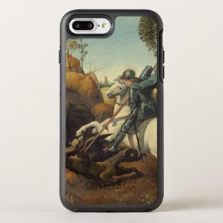 Saint George and Dragon Raphael OtterBox Symmetry iPhone 7 Plus Case