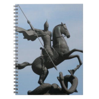 Saint George and the Dragon Notebook