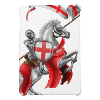 Saint George Medieval Knight on Horse Case For The iPad Mini