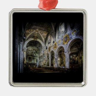 Saint George's Basilica Metal Ornament