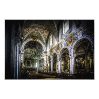 Saint George's Basilica Photographic Print