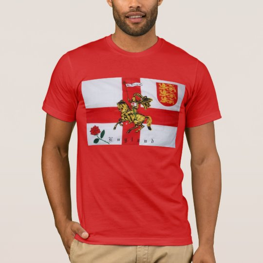 Saint George's Day T-shirt