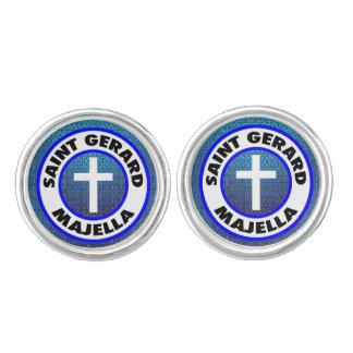 Saint Gerard Majella Cuff Links