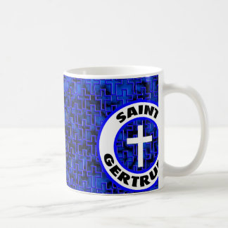 Saint Gertrude Coffee Mug