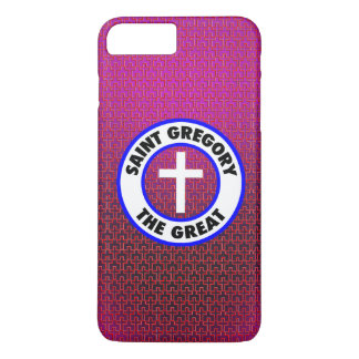 Saint Gregory the Great iPhone 7 Plus Case