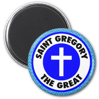 Saint Gregory the Great Magnet