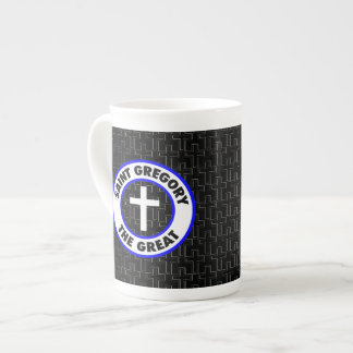 Saint Gregory the Great Tea Cup