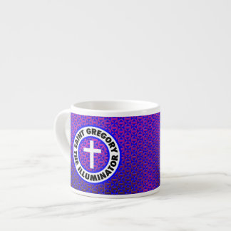 Saint Gregory the Illuminator Espresso Cup