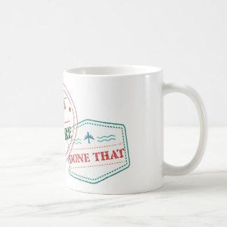 Saint Helena Island Been There Done That Coffee Mug