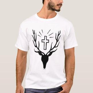 Saint Hubert's Stag T-Shirt