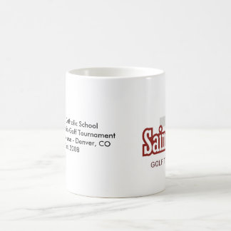 Saint James 2008 Golf Tournament Coffee Mug