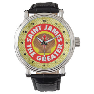Saint James the Greater Wristwatches