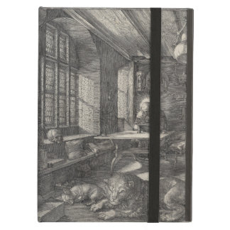 Saint Jerome in His Study by Albrecht Durer iPad Air Cover
