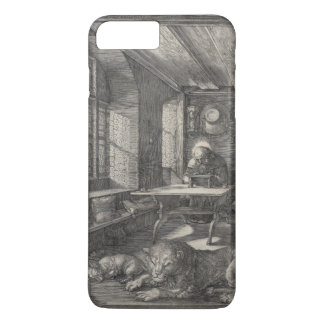 Saint Jerome in His Study by Albrecht Durer iPhone 7 Plus Case