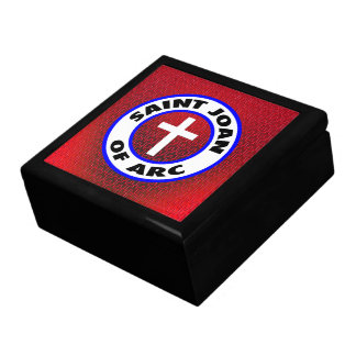 Saint Joan of Arc Gift Box