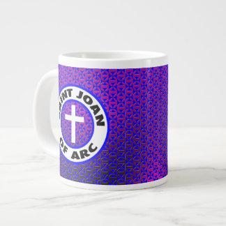 Saint Joan of Arc Large Coffee Mug