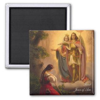 Saint Joan of Arc Magnet