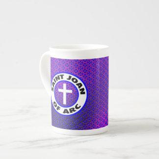 Saint Joan of Arc Tea Cup