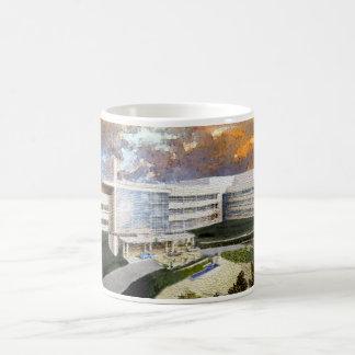 Saint John's Medical Center Classic White Coffee Mug