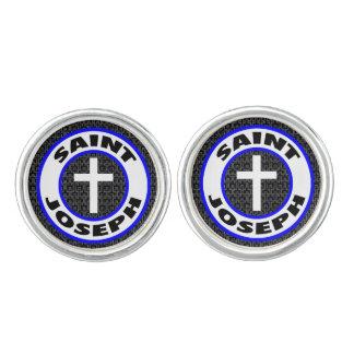 Saint Joseph Cuff Links